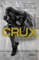Crux (2013) - okładka