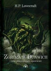 Zgroza w Dunwich i inne przerażające opowieści (2013) - okładka