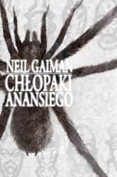 Chłopaki Anansiego (2014) - okładka