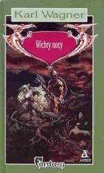 Wichry nocy (1994) - okładka