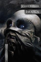 Imajica (2014) - okładka