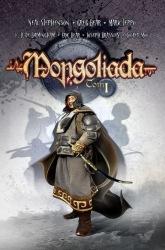 Mongoliada: 1 (2014) - okładka