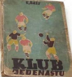 Klub jedenastu (1947) - okładka