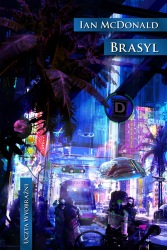 Brasyl (2015) - okładka