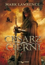 Cesarz Cierni (2014) - okładka