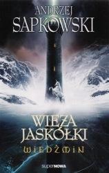 Wieża Jaskółki (2014) - okładka
