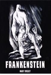 Frankenstein (2013) - okładka