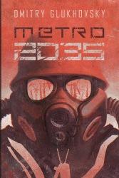 Metro 2035 (2015) - okładka