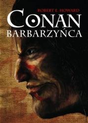 Conan barbarzyńca (2015) - okładka