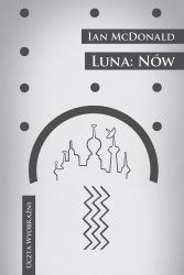 Luna: Nów (2016) - okładka