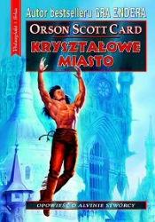 Kryształowe miasto (2004) - okładka
