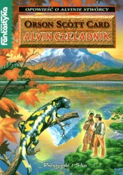 Alvin czeladnik (1999) - okładka