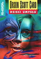 Dzieci umysłu (1998) - okładka