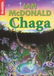 Chaga (1998) - okładka
