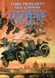 Dobry omen (2000) - okładka