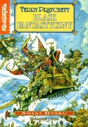 Blask fantastyczny (1995) - okładka