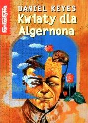 Kwiaty dla Algernona (1996) - okładka