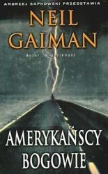 Amerykańscy bogowie (2002) - okładka