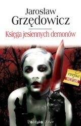 Księga Jesiennych Demonów (2003) - okładka