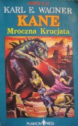 Mroczna krucjata (1991) - okładka