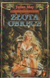 Złota obręcz (1996) - okładka