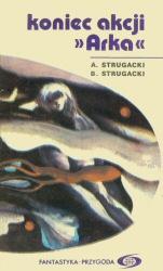 Koniec akcji Arka (1974) - okładka