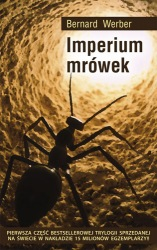 Imperium mrówek (2008) - okładka