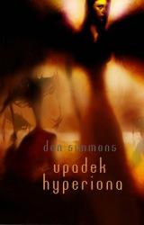 Upadek Hyperiona (2008) - okładka