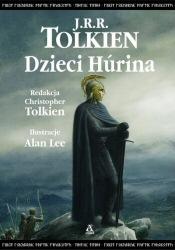 Dzieci Húrina (2007) - okładka