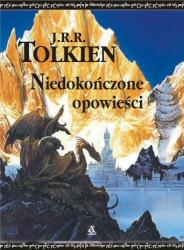 Niedokończone opowieści (2007) - okładka