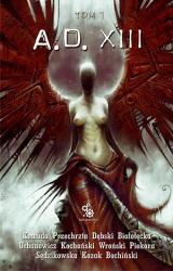 A.D. XIII: 1 (2007) - okładka