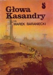 Głowa Kasandry (1985) - okładka