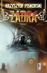 Zadra tom 1 (2008) - okładka
