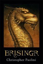 Brisingr (2008) - okładka