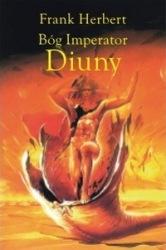 Bóg imperator Diuny (2009) - okładka