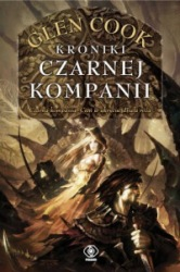 Kroniki Czarnej Kompanii (2009) - okładka