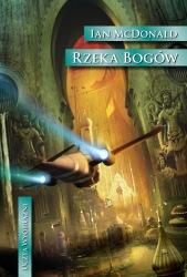 Rzeka bogów (2010) - okładka