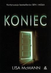 Koniec (2010) - okładka