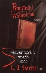 Pamiętniki Wampirów: Księga 1 (2010) - okładka