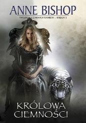 Królowa Ciemności (2009) - okładka