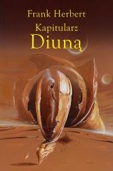 Kapitularz Diuną (2010) - okładka