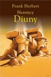 Heretycy Diuny (2009) - okładka