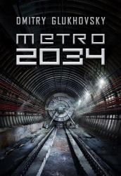Metro 2034 (2010) - okładka