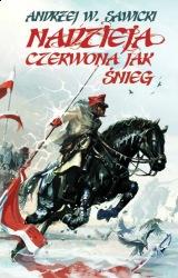 Nadzieja czerwona jak śnieg (2011) - okładka