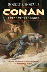 Conan i pradawni bogowie (2011) - okładka