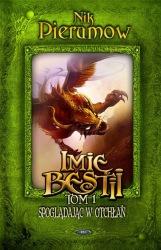 Imię bestii: Spoglądając w otchłań (2012) - okładka
