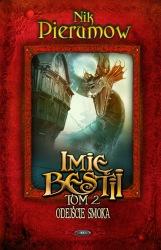 Imię bestii: Odejście smoka (2012) - okładka