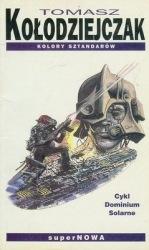 Kolory sztandarów (1996) - okładka