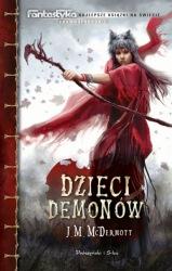 Dzieci demonów (2012) - okładka