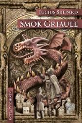 Smok Griaule (2012) - okładka